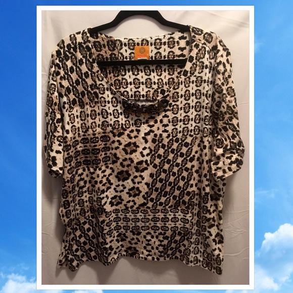 d5b4dc8c13b3d Size 3x Ruby Rd Woman Shirt Top Soft Cute